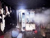 По предварительным данным электроприборы могли стать причиной возникновение пожара.