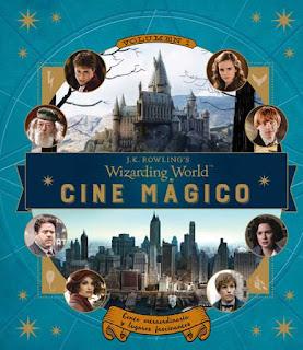 Cine Mágico-J.K. Rowling- Norma Editorial Junio 2017