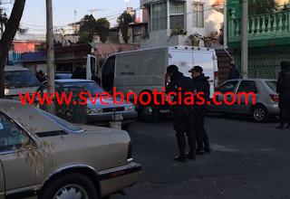 Balacera en colonia Aragón de la CDMX deja dos muertos este Viernes
