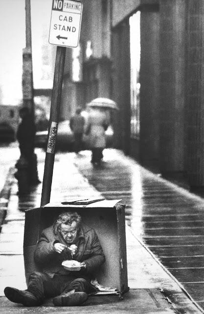 """""""Homeless"""": foto vencedora do Prêmio Pulitzer de 1985"""