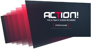 Mirillis Action! 2.0.0.0 Multilingual Full Version