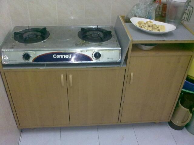 Kabinet Dan Dapur