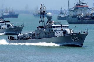 Australia Sebut Militer Indonesia Tak Mampu Jaga Perbatasan, TNI Langsung Kirim 2 Kapal Perang - Commando
