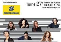 Turnê 27º Prêmio da Música Brasileira