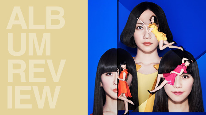 Album review: Perfume - Cosmic explorer | Random J Pop