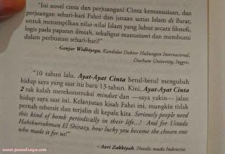 novel perjuangan islam