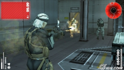 Metal Gear Solid : Portable Ops ISO Android