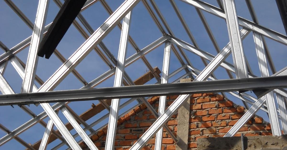 harga rangka atap baja ringan di malang pasang / galvalum malang: tips ...
