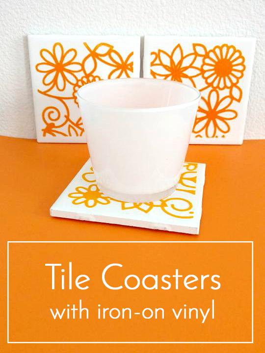 Siser Stripflock Coasters Crafting In The Rain