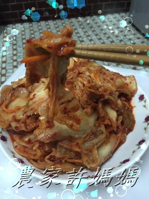 不簡單韓式泡菜
