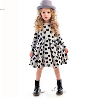 Vestidos de Niña casuales
