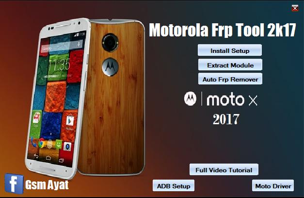 Moto Frp Tool 2017 By Ayat Ridoy Free Download
