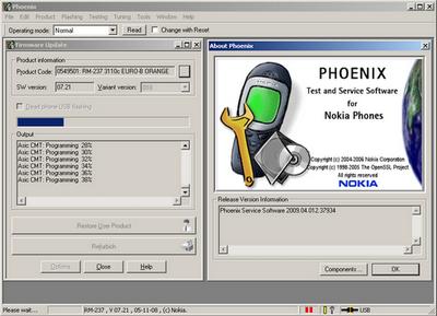Flashing Nokia Mobile Tutorials Through Phoenix Service