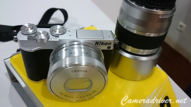 Nikon 1 J5 Firmware and Software Download