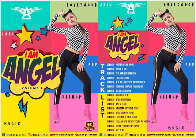 I AM ANGEL VOL.1 – DJ ANGEL