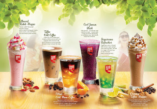 Summer just got cooler at Café Coffee Day with the new 'Summer Chillers' beverages