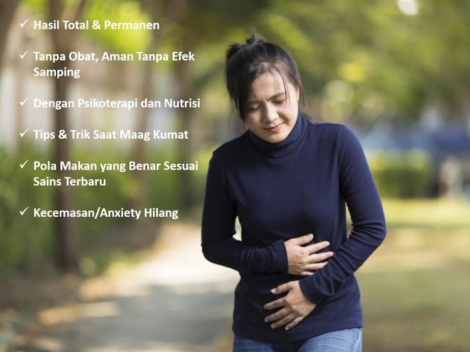 Cara Menyembuhkan Maag Secara Permanen dengan Nutrisi