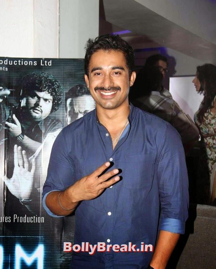 Rannvijay Singh, Pics from '3 AM' Movie Special Screening