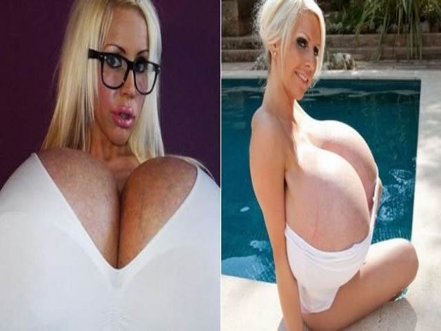 Mayra Hills- German Women With The Biggest Cup Sizes (8 Photos)