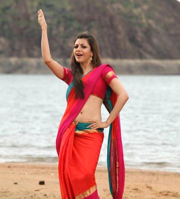 South Actress Kajal Aggarwal Hot Gallery