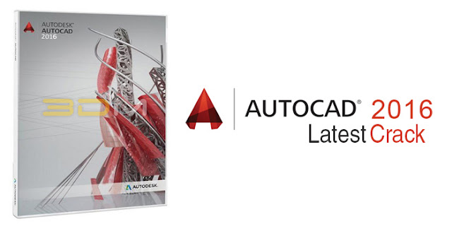 AutoCAD 2016 Full Version with Crack
