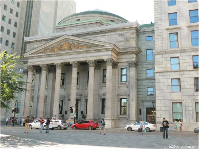 Principales Atracciones Turísticas: Banco de Montreal
