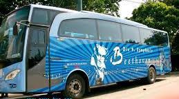 Sewa Bus Simpony, Bus Simpony