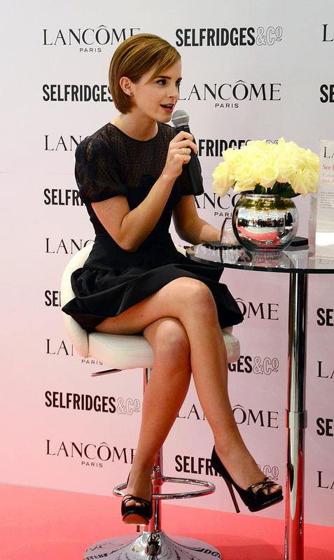 Emma Watson Sexy Legs
