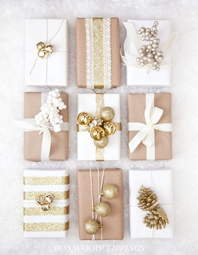beautiful giftwrapping ideas