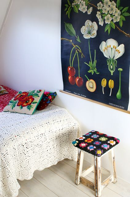 Aparador De Ouro Para Aliança ~ Como decorar banquinhos Reciclar e Decorar Blog de Decoraç u00e3o e Reciclagem