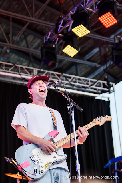 Hollerado at Hillside 2018 on July 13, 2018 Photo by John Ordean at One In Ten Words oneintenwords.com toronto indie alternative live music blog concert photography pictures photos