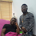 Photogist: Mc Galaxy Gives Raw Cash To Ailing Media Personality