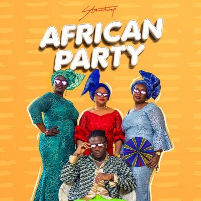 Download new Audio by Stonebwoy - African Party