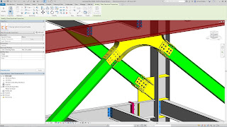 Revit 2018 New Advance Steel Features – Better Steel Connections