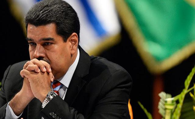 Maduro: Acuerdo de abandono de cargo es írrito, nulo y golpista