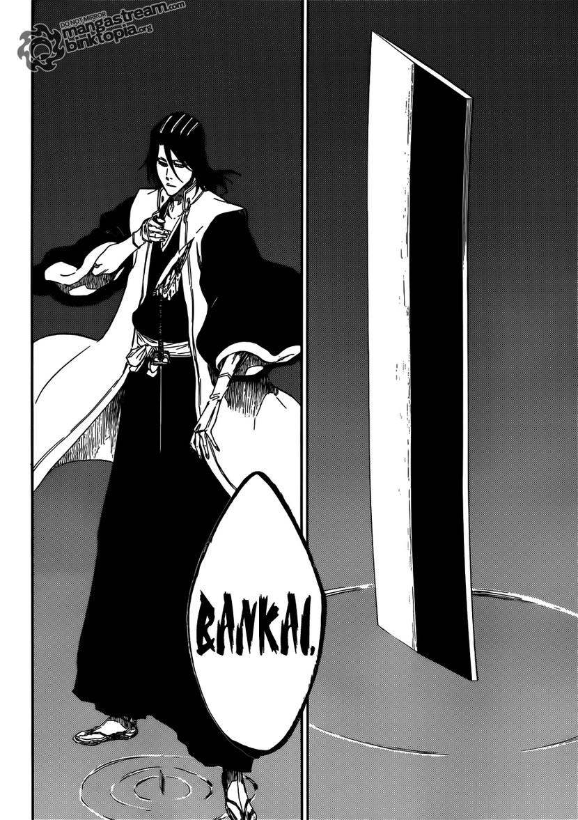 Bleach chapter 472 trang 6