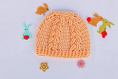 7-Majovel Crochet Gantillo Imagen Hermoso gorro a crochet juego con la capita amarilla