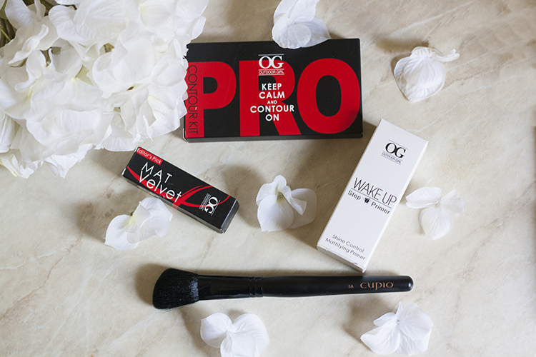 Review produse make-up Cupio