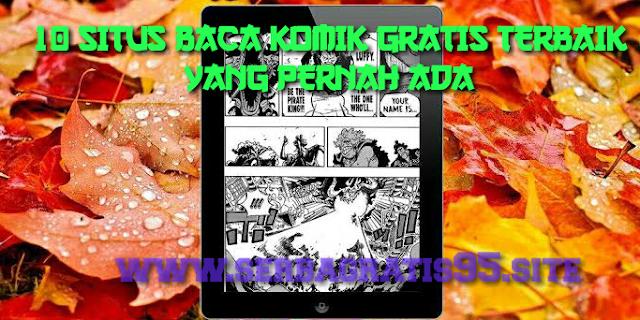 Situs Baca Komik Online Gratis