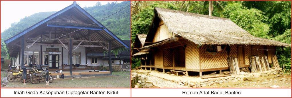 108 Gambar Rumah Adat Dan Pakaian Adat Banten HD