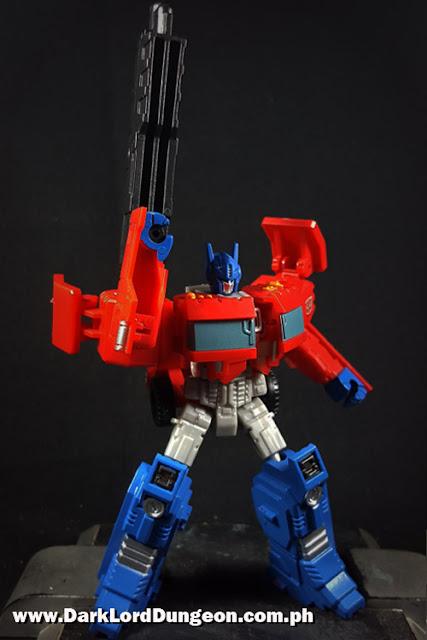 KO Generations Optimus Prime