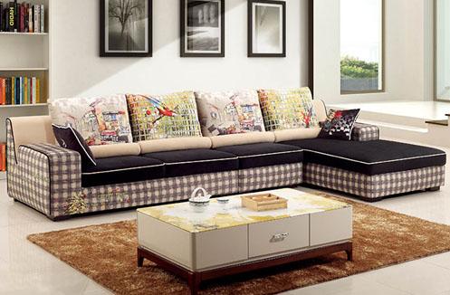 Giới thiệu những mẫu ghế sofa nỉ cho phòng khách chung cư diện tích nhỏ