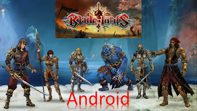 Bladelords The Fighting Offline Apk