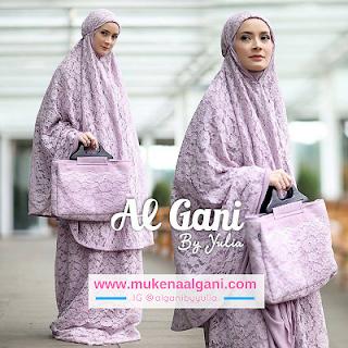 mukena%2Bmarwah2 Dokter barbie Tika cantik wearing Mukena Najwa super duper Best Seller 😍
