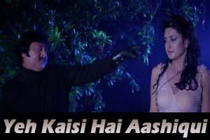 Aashiqui Yeh Kaisi Hai Aashiqui (Title Song)