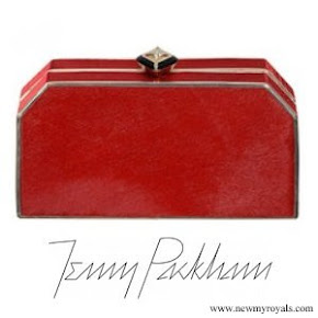 Kate Middleton carried Jenny Packham Casa clutch