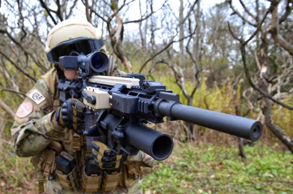 canada developing new assault rifle concept
