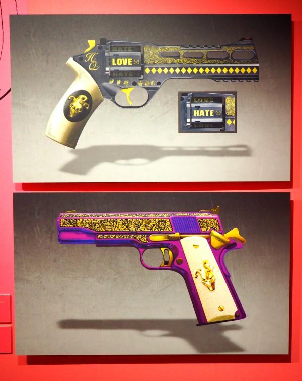 suicide squad gun