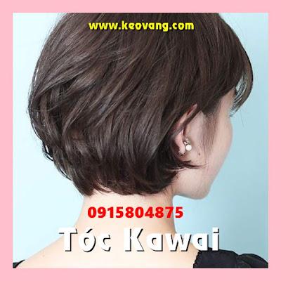 Vua Tóc Pixie Korigami : cắt tóc tomboy nhuộm Nâu Socola đẹp nhất Việt Nam