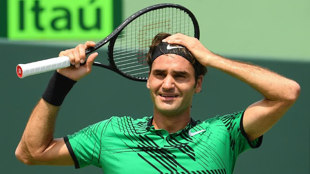 Federer Mungkin Akan Istirahat Sampai Roland Garros